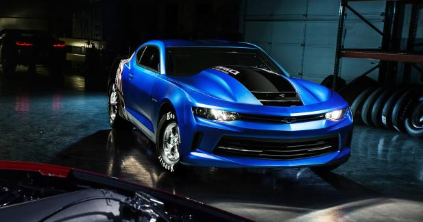 chevrolet camaro copo le dragster rempile pour 2017. Black Bedroom Furniture Sets. Home Design Ideas