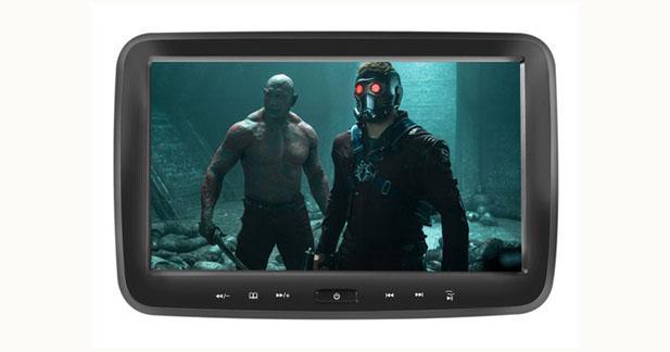 La vidéo en toute sécurité pour les passagers arrière avec le nouvel écran Phonocar