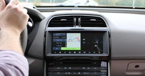 Jaguar et Land Rover annoncent un partenariat avec Coyote