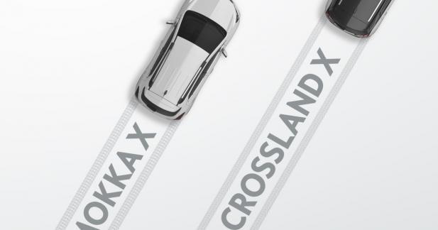 Un Crossland pour épauler le Mokka X
