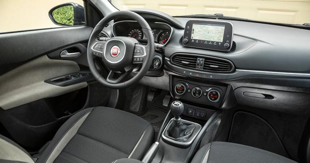 fiat tipo sw essai d 39 un break accessible. Black Bedroom Furniture Sets. Home Design Ideas