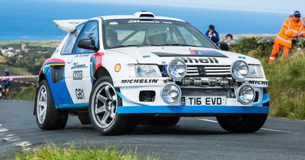 Offrez-vous une Peugeot 205 T16 de rallye pour 62 000 euros, enfin presque