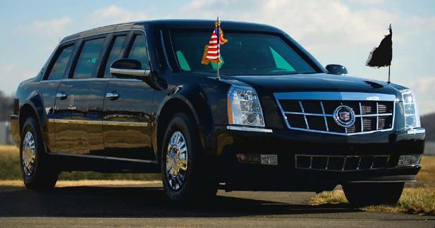 En quoi roulent nos Présidents?