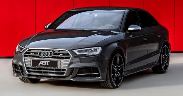 transformez votre audi s3 en rs3 gr ce abt. Black Bedroom Furniture Sets. Home Design Ideas