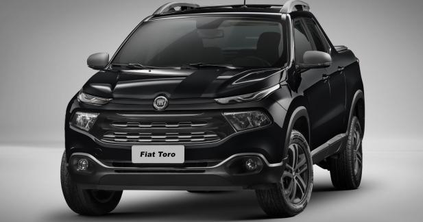 Le Fiat Toro s'offre un gros moteur à São Paulo