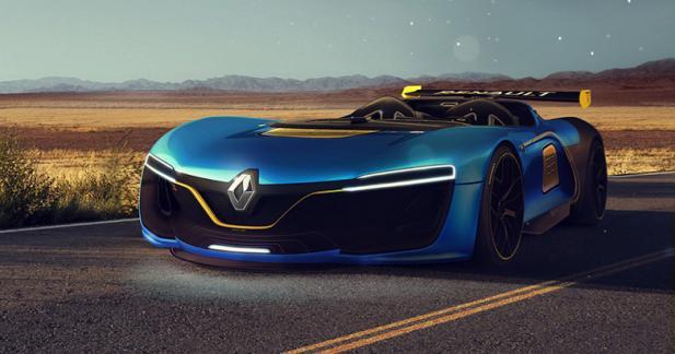 Et si Renault ressuscitait le Spider ?