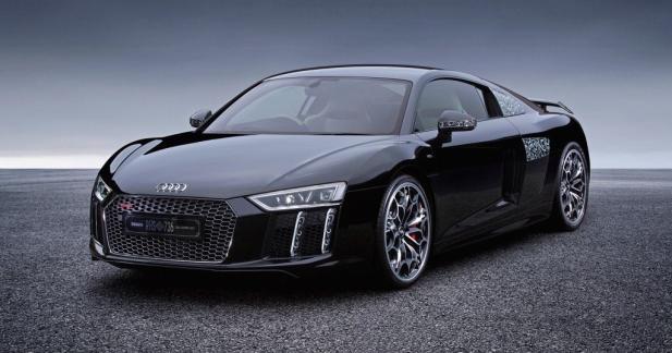Audi R8 : un modèle unique à 430 000 euros issu de Final Fantasy