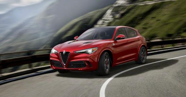 Alfa Romeo Stelvio Quadrifoglio : plus fort que le Porsche Macan Turbo