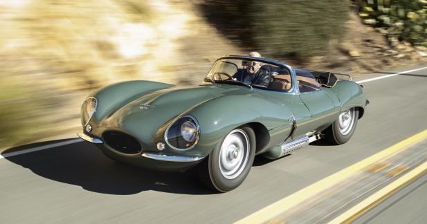 Jaguar donne naissance à une nouvelle XKSS à Los Angeles