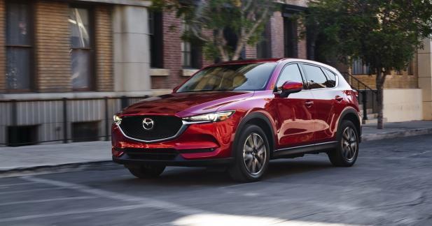 Nouveau Mazda CX-5 : évolution logique