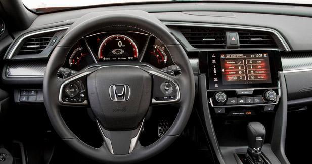 La nouvelle Honda Civic adopte une station multimédia fonctionnant sous Android
