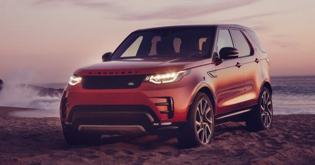 Le Land Rover Discovery s'offre un pack Dynamic Design
