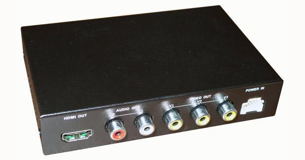 Le DVB-T2100HD peut enregistrer une émission sur une clé USB