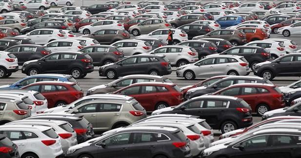 Le marché auto ne profite pas du Mondial de Paris