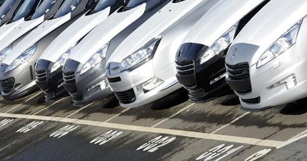 Ventes : la situation de PSA ne s'arrange pas au premier trimestre 2013