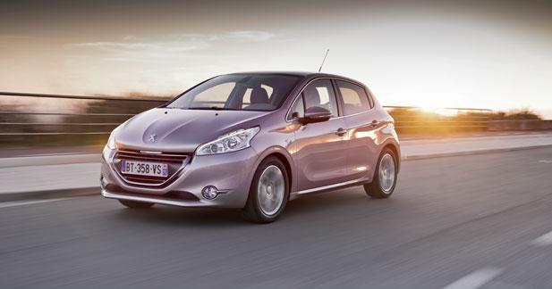 La 208 monte en puissance chez Peugeot