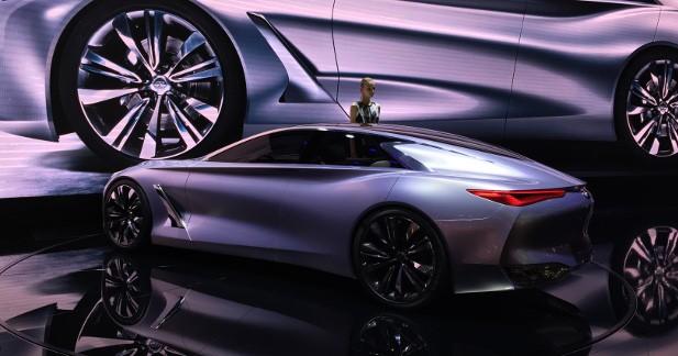 Mondial Auto 2014 : le concept Infiniti Q80 Inspiration