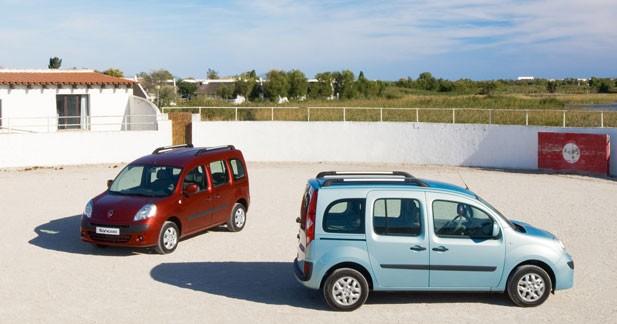 Le Renault Kangoo monte en gamme
