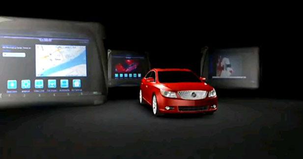 La 4G s'invite à bord des autos