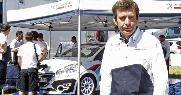 Bruno Famin, Peugeot Sport: ''Une sportive exclusive, non, des dérivés sportifs, oui''