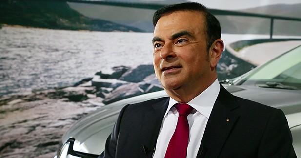 Carlos Ghosn : «Renault Talisman fait partie de notre reconquête du haut de gamme»