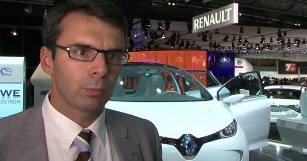 Interview : Les différents modes de recharge sur Renault ZE