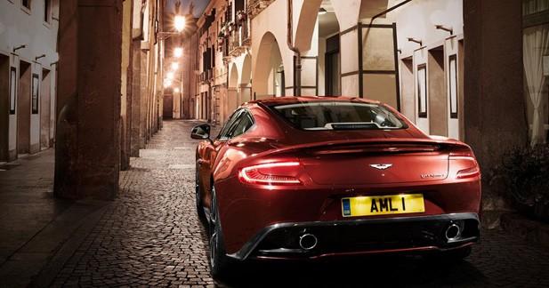 Investindustrial augmente son capital chez Aston Martin