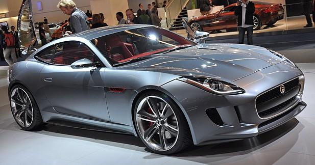 Jaguar C-X16 Concept : Renaissance du félin
