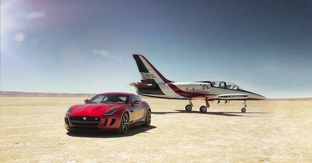 Jaguar installe une transmission intégrale sur la F-Type