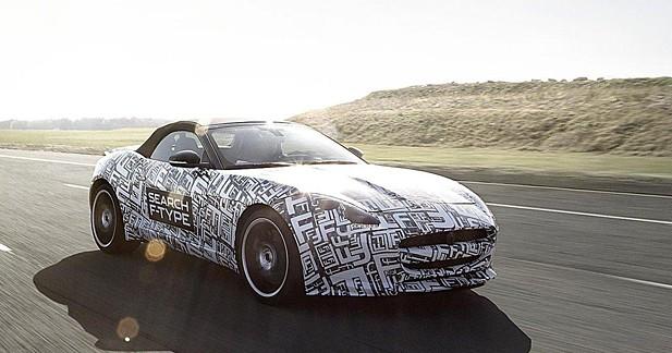 Jaguar F-Type : Beauté britannique ?