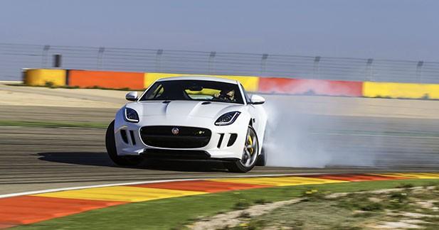 200 kg de moins pour la future Jaguar F-Type Club Sport