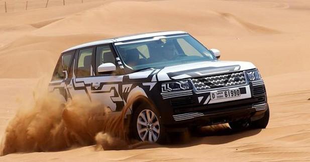 Jaguar Land Rover : Un nouveau centre d'essai au Moyen-Orient