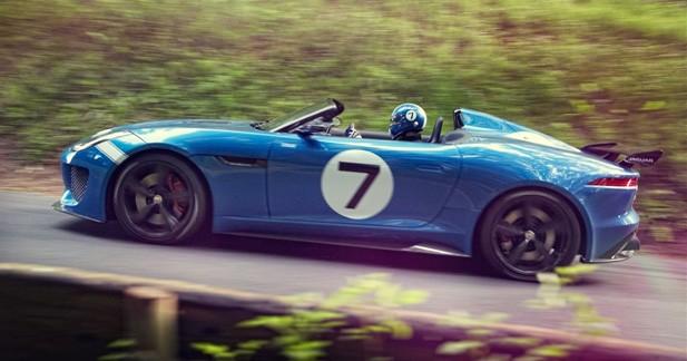 Jaguar Project 7 : vers un retour à la compétition ?
