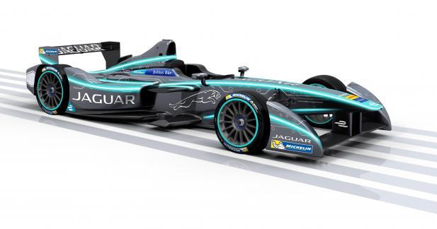 Jaguar revient en sport auto