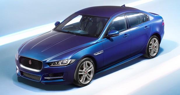 La Jaguar XE élue Plus Belle Voiture de l'Année
