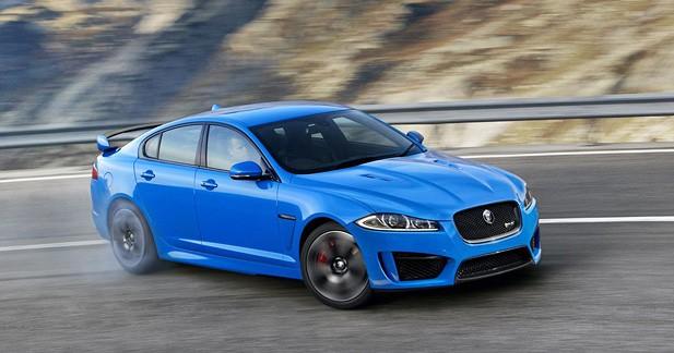 Jaguar XFR-S : Coup de griffe