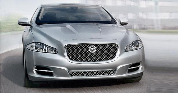 Jaguar XJ Sentinel : Sécurité rapprochée