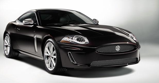 Jaguar XK ''Celebration'' : anniversaire en petit comité
