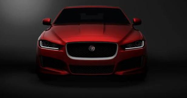 Jaguar XE : Apparition furtive