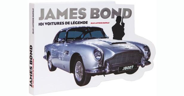 Un nouveau livre détaillé sur les voitures de James Bond