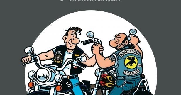 Je veux une Harley, place au Tome 2 de la BD