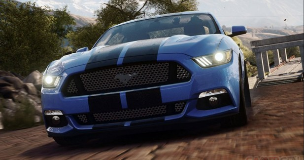 La nouvelle Ford Mustang disponible dans le jeu Need for Speed Rivals