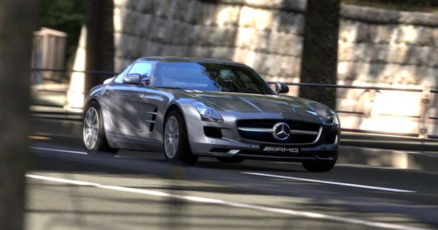 Gran Turismo 5... la démo