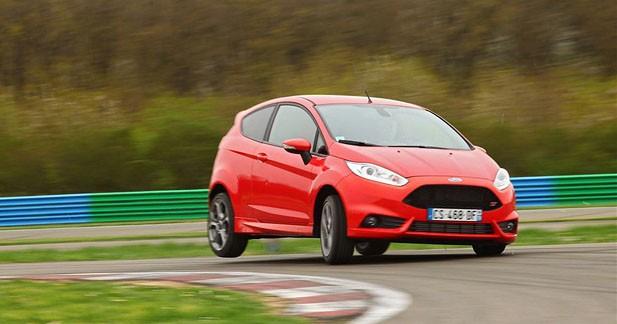 La Ford Fiesta ST a déjà doublé ses prévisions de vente