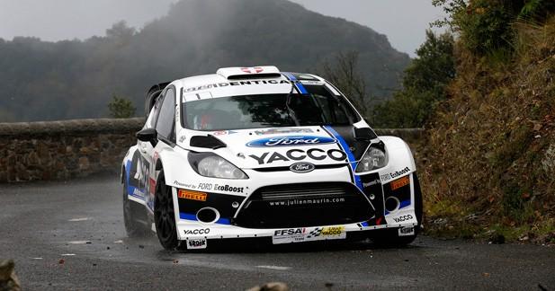 Rallye FR – Cévennes : Julien Maurin, champion sans forcer