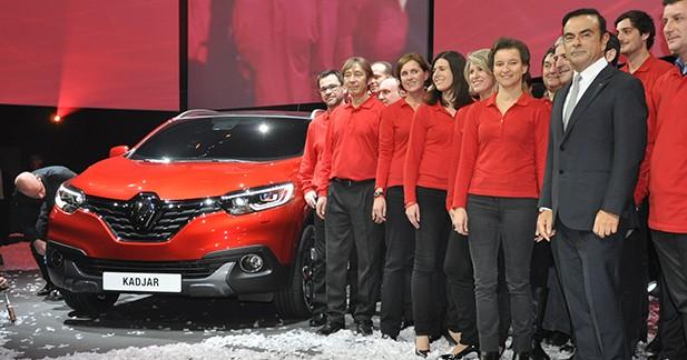 Renault Kadjar : le réveil du losange