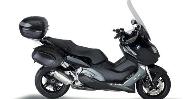 Kappa pense au BMW C 600 Sport