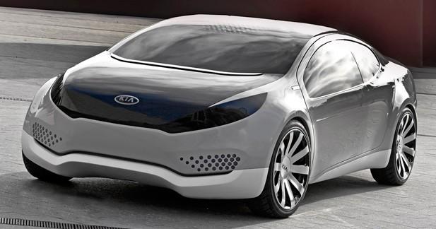Ray Concept : l'hybride sexy selon Kia