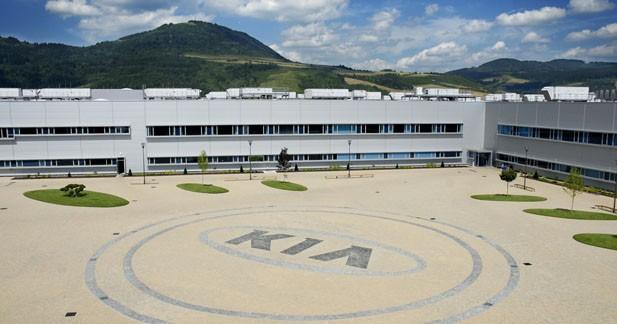 Une année record pour l'usine européenne de Kia