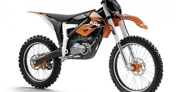 ktm freeride une moto lectrique pour 2012. Black Bedroom Furniture Sets. Home Design Ideas